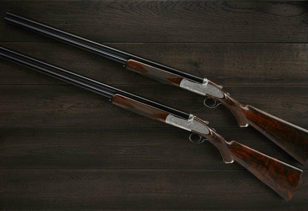 Pair of Purdey guns