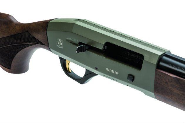 Low recoil guns
