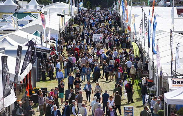 Ticket offers for The Game Fair