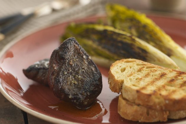 BBQ grouse