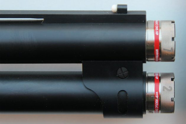 Fabarm Axis RS12 Sporting Black AS reviewed by Shooting Times
