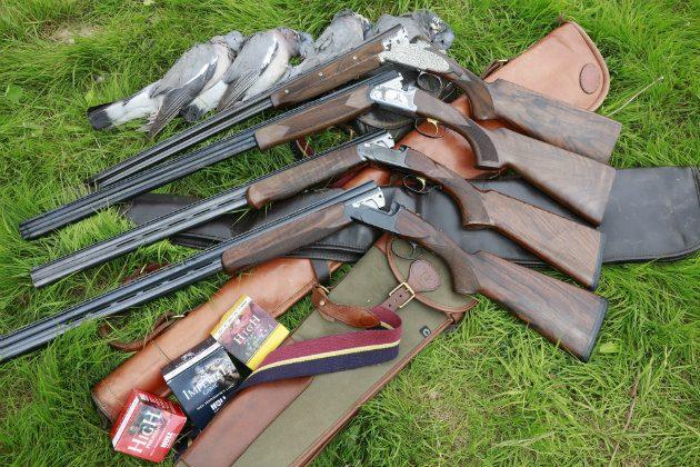 Gun bore