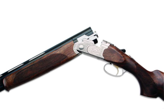 second-hand gun for £1000 Beretta