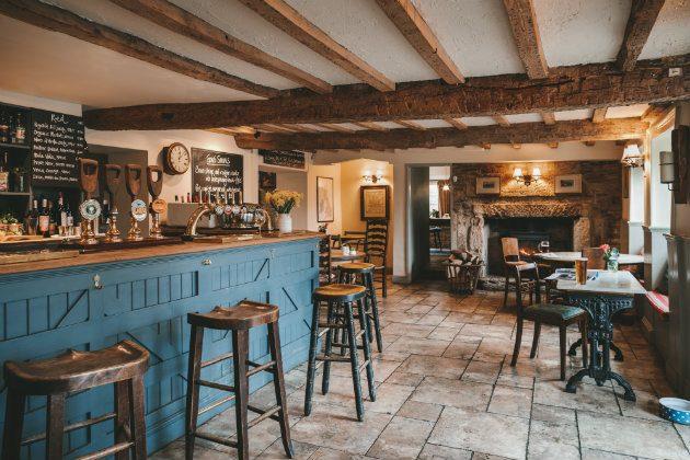 The Potting Shed pub Crudwell