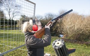 what to wear clay pigeon shooting