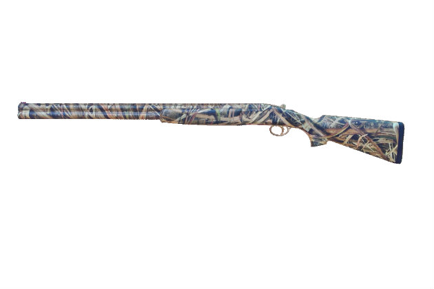 Bettinsoli X-Trail Camo Max-5 reviewed by Shooting Times