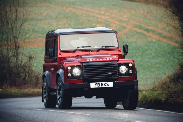 b683441aaba Has the Land Rover had its day  - Shooting UK