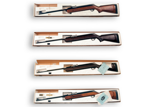 old air rifle
