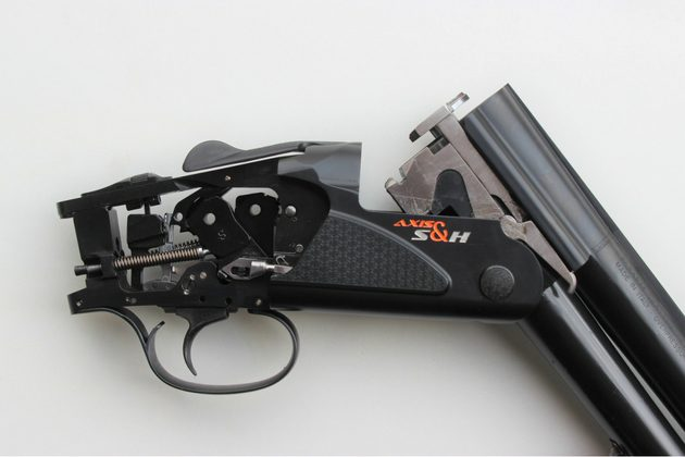 Fabarm Axis S&H reviewed by Shooting Times magazine