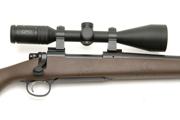 Remington AWR stalking rifle reviewed by Shooting Times