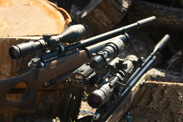 What's the best calibre air rifle for you? 177 or  22,  25