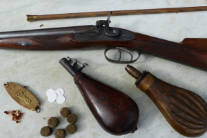 history of the shotgun