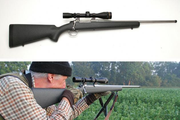Barrett Fieldcraft Sporter rifle reviewed by Shooting Times