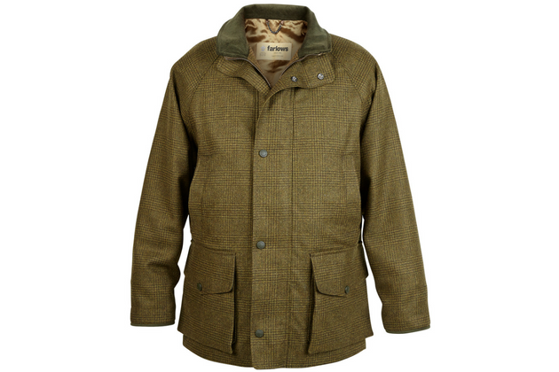 Farlows mens Litchfield coat