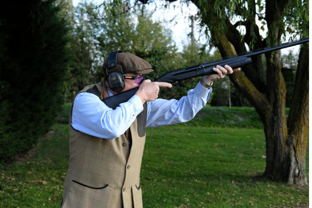 Benelli Super Black Eagle 3 semi-auto reviewed by Shooting Times
