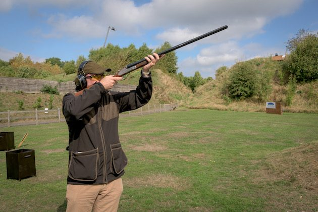 EJ Churchill Regal side by side shotgun reviewed by Sporting Gun