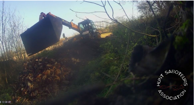 Dumped pheasant - shooting organisations unite to condemn video
