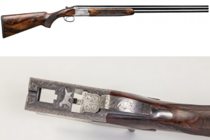 Guns for pigeon shooting