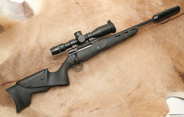 29abed2f2aa03 Sauer 100 Pantera .308 stalking rifle reviewed by Sporting Gun ...