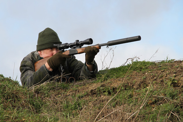 Merkel K3 Extreme .308 reviewed by Shooting Times magazine