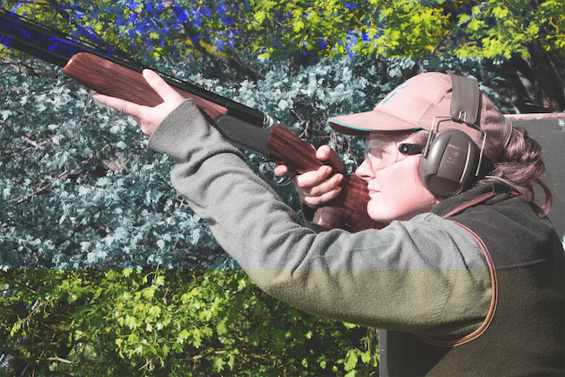 Fausti Aphrodite - a new gun designed exclusively for women shooters