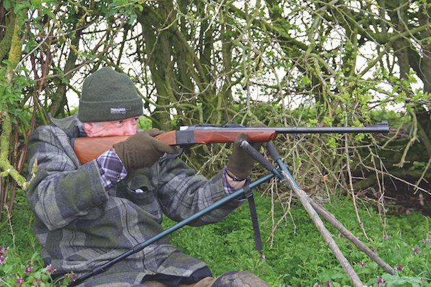 Ruger No 1 S in .3006 reviewed by Shooting Times magazine