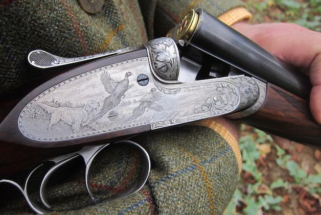 Inexpensive English boxlock shotguns for under £5000
