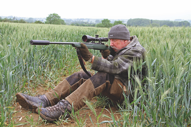 Schultz & Larsen Classic Synthetic rifle reviewed by Shooting Times
