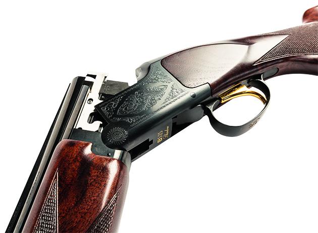 Browning 525 Shadow game gun reviewed by Sporting Gun magazine