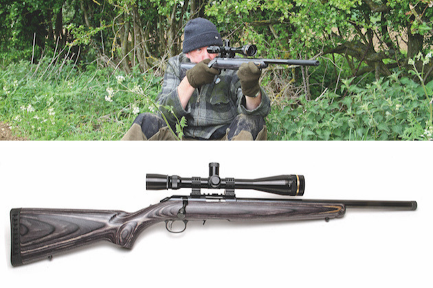 Ruger American Target .22 LR laminate reviewed by Shooting Times