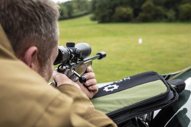 zeroing a rifle