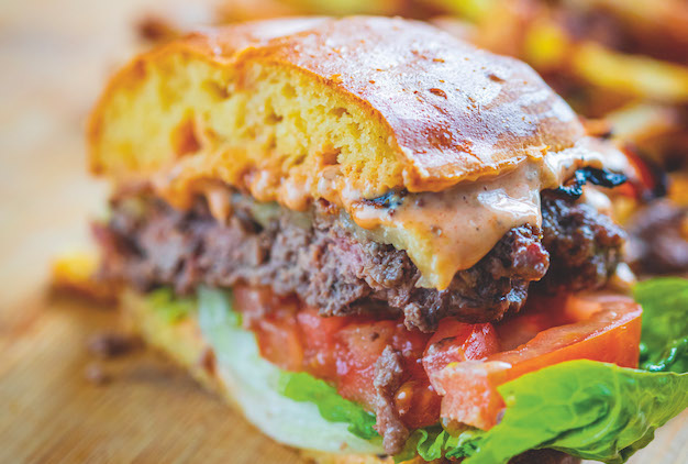 Recipe For Venison Burgers Here S The Trick To Making Them Delicious