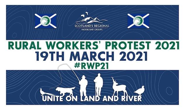 Rural workers protest