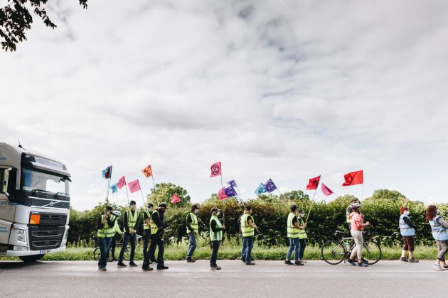 Extinction Rebellion plans mass trespass of the countryside