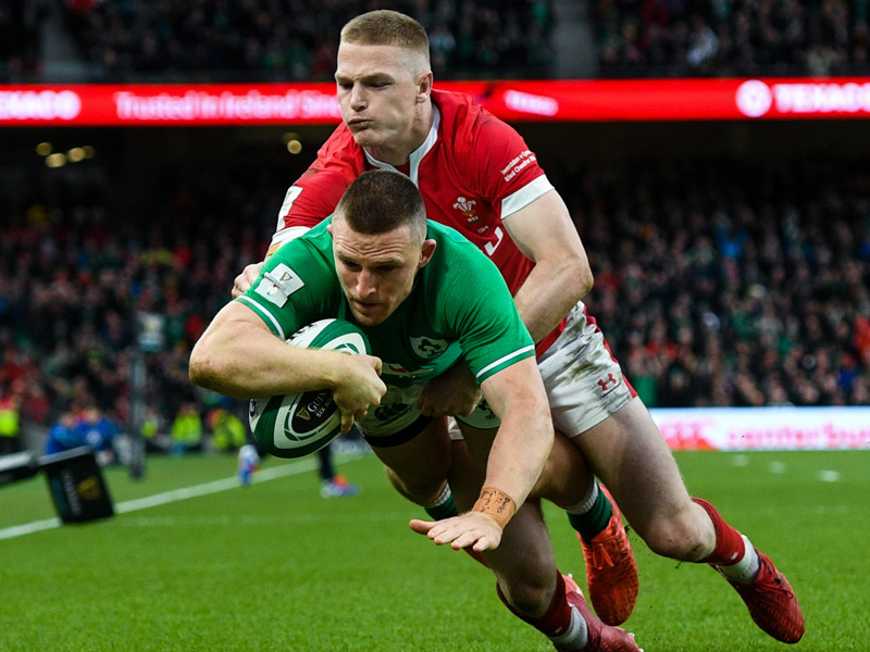 Six Nations Team of the Weekend Round Two 2020