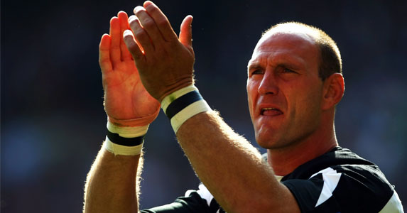 Lawrence Dallaglio is a former England No 8, a World Cup winner and a three-time Lions tourist