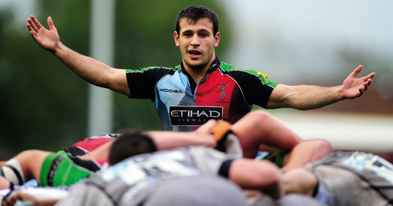 Danny Care feeling a little left out