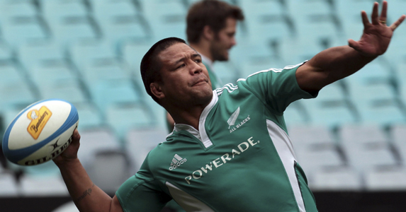 Keven Mealamu cited for