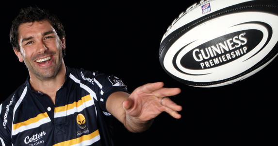 Pat Sanderson Pat Sanderson retires Rugby World