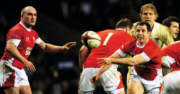 2011 Rugby World Cup warm-up matches
