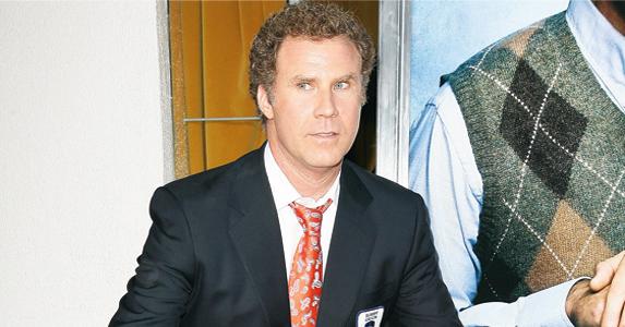 Funny man Will Ferrell
