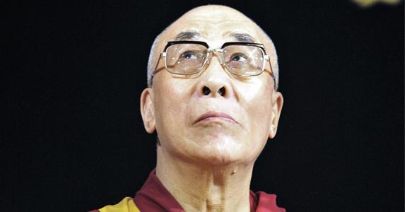 Dalai Lama - fancy some spiritual enlightenment?