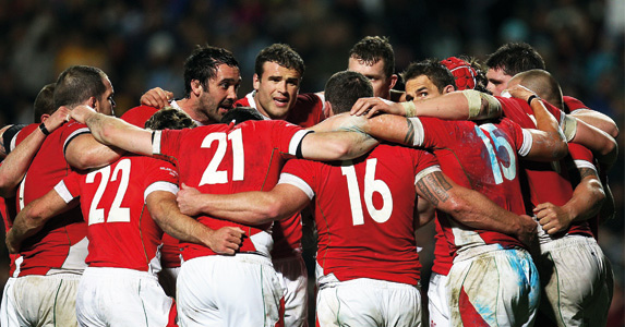 Wales face this cream of the crop this Autumn