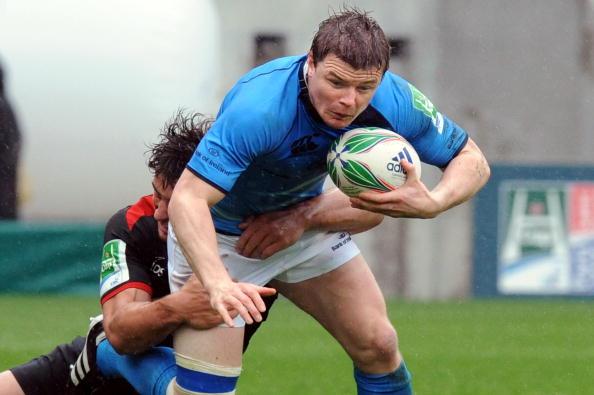 Brian O'Driscoll Leinster