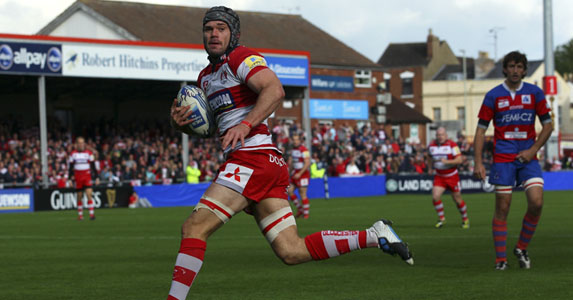 Gloucester to remain Hazell's one and only club
