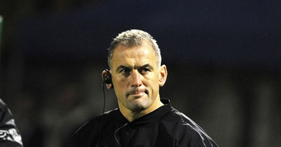 Connacht Director of Rugby Eric Elwood