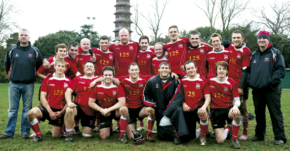 London Welsh Amateurs Team Of The Month March 2011