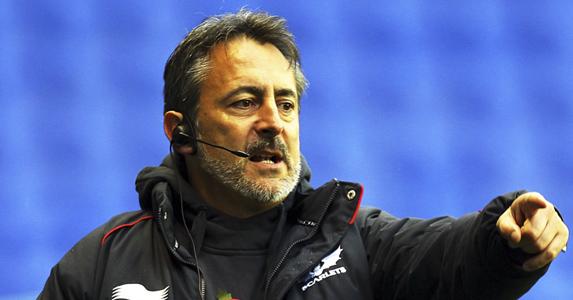 Scarlets Head Coach - Nigel Davies