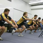 Wallabies 1 Leg Squat