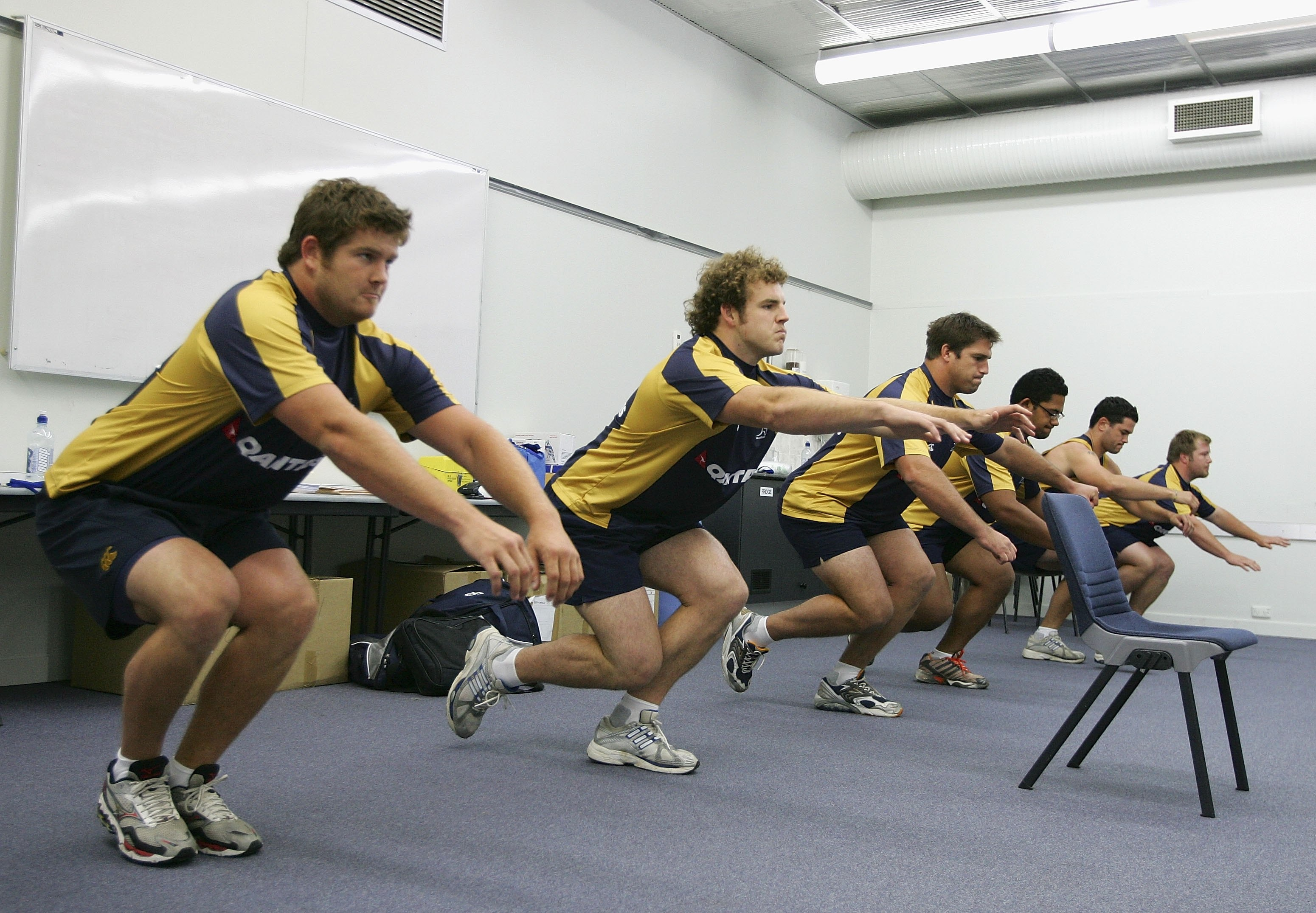 Rugby World's Guide to Strength and Conditioning - Rugby World